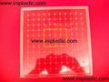 121个钉子板|塑料几何钉板|钉子板|数形板|过头钉板 16