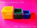 心形积木|心形拼块|几何模型体|木形状|木形体 9