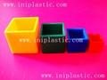 心形积木|心形拼块|几何模型体|木形状|木形体 13