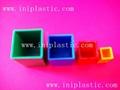 心形积木|心形拼块|几何模型体|木形状|木形体 18