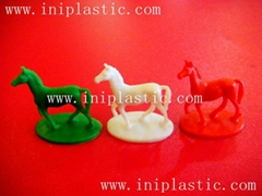 plastic horse plastic ho
