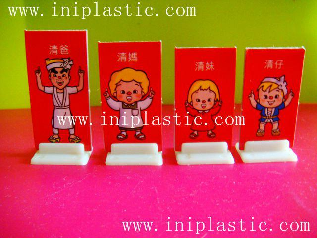 plastic card clips card stands paper clips plastic clips 18