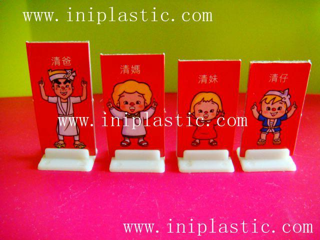 plastic card clips card stands paper clips plastic clips 19