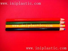 蝴蝶铅笔头|公仔木制铅笔|木质铅笔|塑料笔可印logo