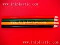 蝴蝶铅笔头|公仔木制铅笔|木质铅笔|塑料笔可印logo 5