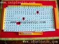 英文拼字游戏 英文字母拼块 英文塑料片 英文字母片 19