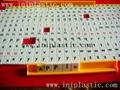 Boggle letter die English letter dice letter cubes