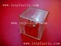 bath toys die in die  cubes sponge dice in dice