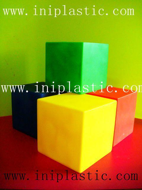 幾何投影架透明有色幾何鏡子數學鏡子數學投影鏡 12