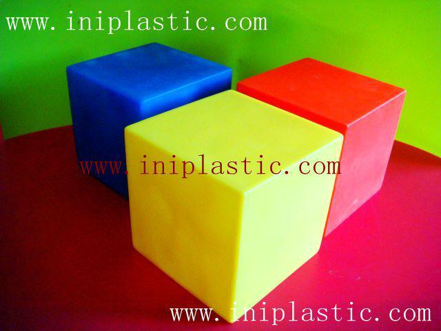 幾何投影架透明有色幾何鏡子數學鏡子數學投影鏡 11
