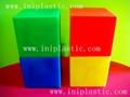 幾何投影架透明有色幾何鏡子數學鏡子數學投影鏡 9