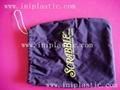 塑料膠圈塑膠環塑膠圈帆布袋棉布袋棋子袋禮品袋禮物袋精品袋 6