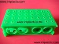 81-well freezer storage rack laboratory materials educational toys