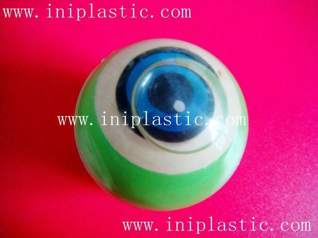 蛋形拼块 蛋形拼版 塑料球 蛋形拼板 算盘珠 塑胶小球 7