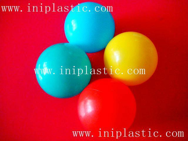 蛋形拼块 蛋形拼版 塑料球 蛋形拼板 算盘珠 塑胶小球 12