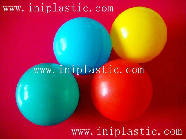 蛋形拼块 蛋形拼版 塑料球 蛋形拼板 算盘珠 塑胶小球 17