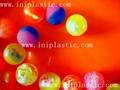 蛋形拼块 蛋形拼版 塑料球 蛋形拼板 算盘珠 塑胶小球 18