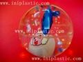 蛋形拼块 蛋形拼版 塑料球 蛋形拼板 算盘珠 塑胶小球 20