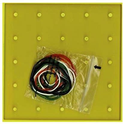 帶橡皮觔的幾何釘板|塑膠模具|塑料模具|塑膠工模 19