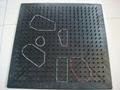 帶橡皮觔的幾何釘板|塑膠模具|塑料模具|塑膠工模 12