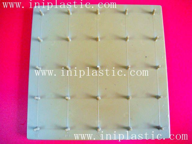 帶橡皮觔的幾何釘板|塑膠模具|塑料模具|塑膠工模 20