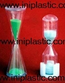 sand timer with the suction cup  plastic sand timer glass sand timer