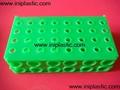 80-well  Rack test tubes racks tube holders laboratory utensils