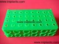 试管座|试管支架|塑料架子|塑胶支架|实验室器皿|实验室教具 16