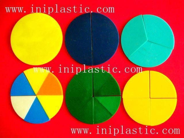 比例圈|数学圈|透明塑料圈|透明塑胶圈|分数测量圈 17