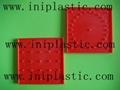 幾何投影架透明有色幾何鏡子數學鏡子數學投影鏡 15