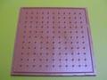 幾何投影架透明有色幾何鏡子數學鏡子數學投影鏡 18