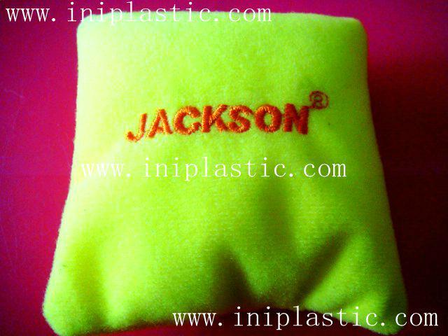 表面可四色印刷或绣花或刺绣的豆袋沙袋沙包 18