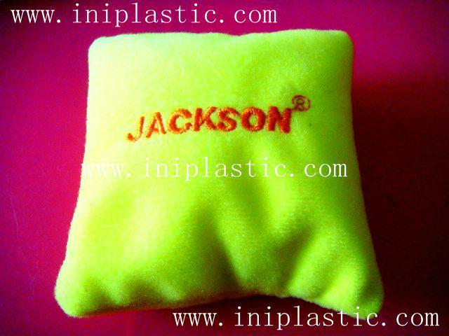 表面可四色印刷或绣花或刺绣的豆袋沙袋沙包 20
