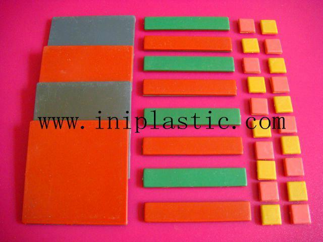 几何图形片|双色数数片|数学片|益智玩具小学教具 17
