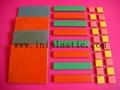 幾何圖形片|雙色數數片|數學片|益智玩具小學教具 17
