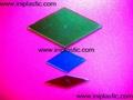 幾何圖形片|雙色數數片|數學片|益智玩具小學教具 20