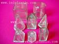 透明塑料量杯|量筒|几何形状测量容器|液体测量器皿 18