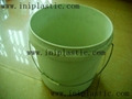 tin can plastic can metal can plastic bucket metal buckets