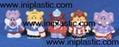 膠鉤|塑料紙牌夾|橢圓形紙片夾座|塑膠鉤|塑料鉤|塑料環 10