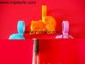 膠鉤|塑料紙牌夾|橢圓形紙片夾座|塑膠鉤|塑料鉤|塑料環 12