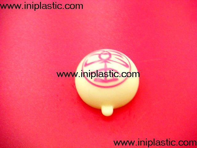 鑰匙扣帶吊飾是l塑料籌碼鑰匙扣兩面印刷logo 13