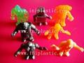鑰匙扣帶吊飾是l塑料籌碼鑰匙扣兩面印刷logo 18