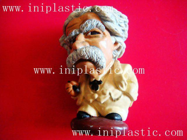 樹脂膠龍樹脂膠工藝品樹脂膠人物樹脂動物樹脂手工藝品 5