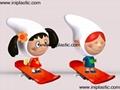 樹脂膠龍樹脂膠工藝品樹脂膠人物樹脂動物樹脂手工藝品 18