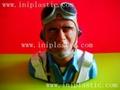 crocodile head can holder vinyl casting toys vinyl figurines