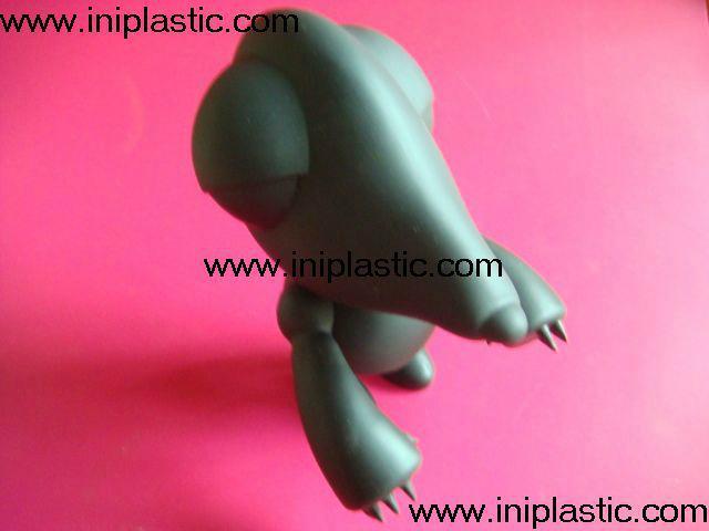 搪胶老鼠|PVC老鼠头|发声老鼠|发光老鼠玩具 14