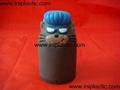 搪胶老鼠|PVC老鼠头|发声老鼠|发光老鼠玩具 16