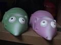 搪胶老鼠|PVC老鼠头|发声老鼠|发光老鼠玩具 17