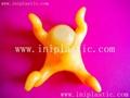 搪胶海豚 子母海豚 母亲小海豚 玩具海豚