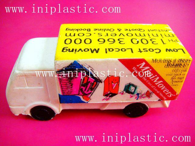 搪胶汽车 搪胶回力车 F1方程赛车 中山塑胶厂 中山模具厂 16